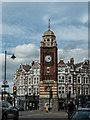 TQ3088 : Clock Tower, Crouch End, London N8 by Christine Matthews