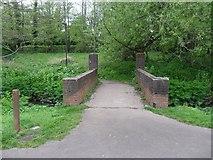 SO6302 : Brick bridge by Gill