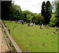 ST7859 : Freshford Cemetery by Jaggery