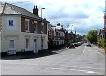 SU3521 : Station Road, Romsey by Jaggery