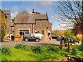 SD7844 : Former Post Office, Downham by David Dixon