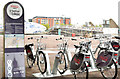 J3474 : Belfast Bikes, Donegall Quay (May 2015) by Albert Bridge