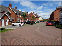 SU3521 : Withy Close, Romsey by Jaggery