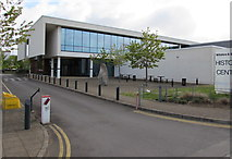 ST9273 : Wiltshire & Swindon History Centre, Chippenham by Jaggery