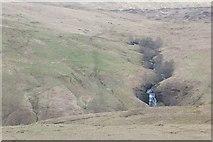 NN6914 : Waterfall, Allt Ollach by Richard Webb