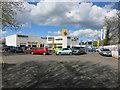 TL4759 : John Banks Renault and Dacia by Hugh Venables