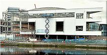 J3474 : The Waterfront Hall, Belfast - May 2015(4) by Albert Bridge
