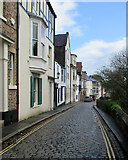 NZ2742 : Durham: South Street by John Sutton