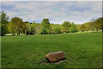 SE2837 : Meanwood Park by Chris Heaton