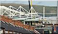 J3272 : New stands, Windsor Park, Belfast - May 2015(4) by Albert Bridge