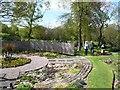 SE2715 : Back garden, Stocksmoor Road, Midgley [1] by Christine Johnstone