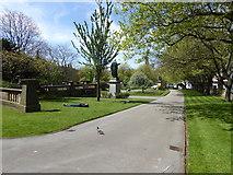 SJ3490 : St John's Gardens by Eirian Evans