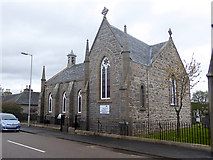 NJ1619 : Church of Scotland, Tomintoul by Oliver Dixon