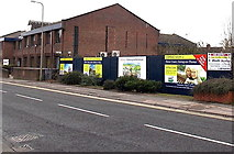 SU5290 : Station Road demolition site, Didcot by Jaggery