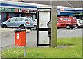 J3785 : Telephone box, Greenisland (May 2015) by Albert Bridge