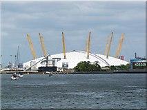 TQ3980 : The O2 Arena, Greenwich Peninsula by Julian Osley