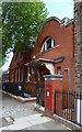 TQ3877 : Former postal sorting office, Greenwich, London SE10 by Jim Osley