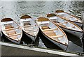 SP2054 : Rowing boats, Stratford-upon-Avon by Paul Harrop