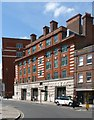 TQ2979 : Former Westminster Fire Station, Victoria by Julian Osley