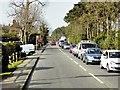 SU9557 : Bagshot Road (A322) by David Dixon