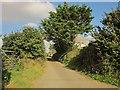 SX2856 : Cottages near Polborder by Derek Harper