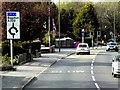SU9459 : Bisley, Guildford Road by David Dixon