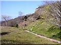 SJ2621 : Offa's Dyke Path on Llanymynech Hill by David Smith
