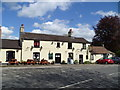 ST4894 : The Carpenter's Arms, Shirenewton, Monmouthshire by Jeremy Bolwell