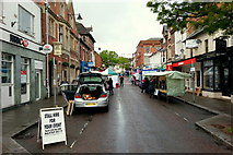 SO6024 : Ross-on-Wye May Fayre, 2015, 2 by Jonathan Billinger