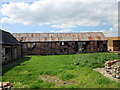 SJ4742 : Dilapidated Barn For Sale by Jeff Buck