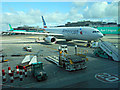 O1642 : Dublin Airport by Thomas Nugent