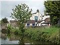 ST7264 : The Dolphin Inn, Locksbrook Road, Bath by Christine Johnstone