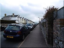 SX9265 : Cary Park Road off St Georges Road, Torquay by Ian S