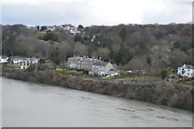 SH5571 : On the Banks of the Menai Straits by N Chadwick