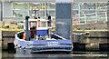 """J3475 : The """"Victoria"""", Belfast (May 2015) by Albert Bridge"""