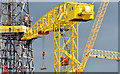 J3575 : Cranes, Harland & Wolff, Belfast (May 2015) by Albert Bridge