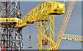 J3575 : Cranes, Harland & Wolff, Belfast (May 2015) by Albert Bridge