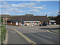 TL3541 : Costcutter, Royston by Hugh Venables