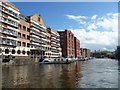 ST5872 : Redcliff Quay, Bristol by Christine Johnstone