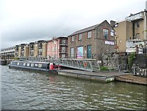 ST5772 : Young Bristol's Poole's Wharf Centre by Christine Johnstone