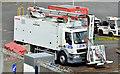 J3775 : De-icing lorry, George Best Belfast City Airport (May 2015) by Albert Bridge