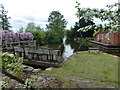 TL0490 : Next to the former water mill in Cotterstock by Richard Humphrey