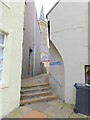 HY2509 : Free Kirk Lane, Stromness by Oliver Dixon