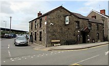 SN1916 : Station House pub in Whitland by Jaggery