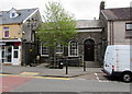 SN1916 : Until recently the only bank left in Whitland by Jaggery