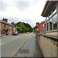 SJ9593 : Mottram Old Road by Gerald England