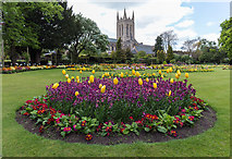 TL8564 : Abbey Gardens, Bury St Edmunds by David P Howard