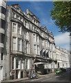 NJ9306 : Thistle Caledonian Hotel, Union Terrace, Aberdeen by Bill Harrison
