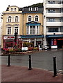 SX9163 : Hannah's Fish Bar, Torquay by Jaggery