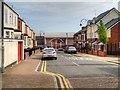 SJ4692 : Prescot, Station Road by David Dixon